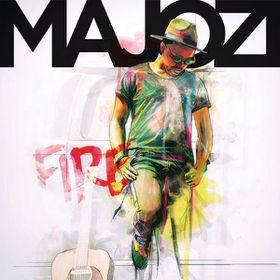 Majozi - Fire (CD)
