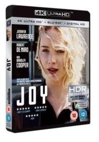 Joy (4K Blu-ray)