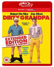 Dirty Grandpa: Uncut Version - Longer and Dirtier (Blu-Ray)