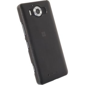 Krusell Boden Cover for Microsoft Lumia 950 - Transparent Black