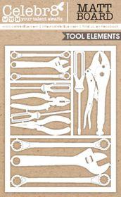 Celebr8 Macho Man Matt Board Equi - Tools
