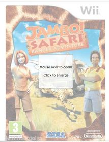 Jambo! Safari Ranger Adventure (Wii)
