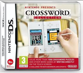 Nintendo Presents Crossword Collection (NDS)