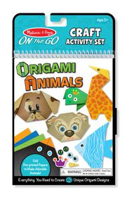 Melissa & Doug Origami Animals