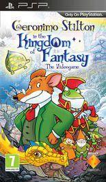 Geronimo Stilton & The Kingdom of Fantasy (PSP)