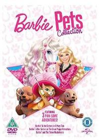 Barbie: Pets Collection (DVD)