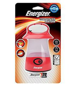Energizer - Compact LED Lantern - Red