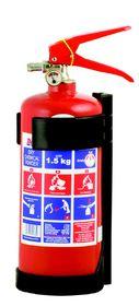 Fragram - 1.5kg Fire Extinguisher - Red
