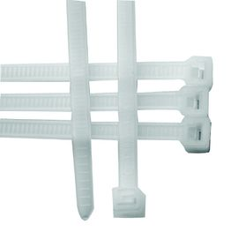 Fragram - 100 Pack Cable Ties 104x2.5cm - White