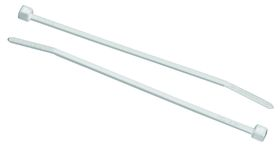 Fragram - 100 Pack Cable Ties 198x4.7cm - White