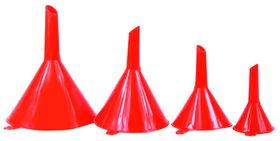 Fragram - Plastic Funnel Set - 4 Piece