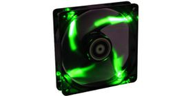 BitFenix Spectre 120mm LED Case Fan: 1000RPM - Green LED