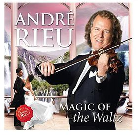 Andre Rieu- Magic Of The Waltz  (CD)