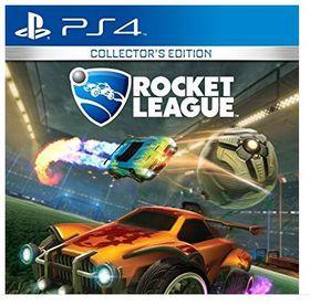 Rocket League: Collectors Edition (PS4)