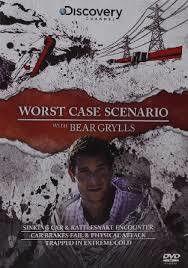 Worst-Case Scenario With Bear Grylls (DVD)