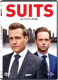 Suits Season 5 (DVD)