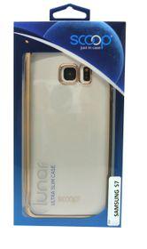 Scoop Lunar Case for Samsung S7 - Gold