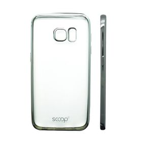 Scoop Lunar Case for Samsung S7 - Silver