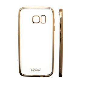 Scoop Lunar Case for Samsung S7 Edge - Gold