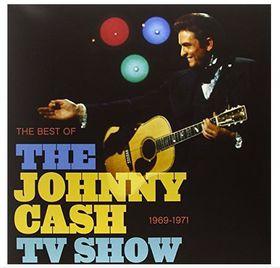 Johnny Cash - The Best Of The Johnny Cash Tv Show (Vinyl)