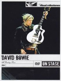 David Bowie - A Reality Tour (Visual Milestone) (DVD)