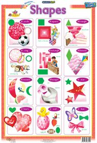 Marlin Kids Chart - Shapes