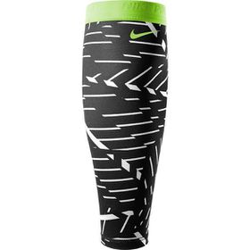 Womens Nike Pro Printed Calf Sleeves (Size: XS/S)