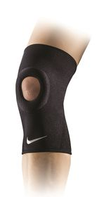 Mens Nike Pro Combat Open Patella Knee Sleeve 2.0 (Size: M)