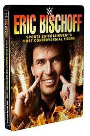 WWE: Eric Bischoff - Sports Entertainment's Most Controversial... (Blu-Ray)