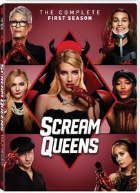 Scream Queens: The Complete First Season (DVD)
