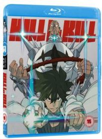 Kill La Kill: Part 2 (Blu-Ray)