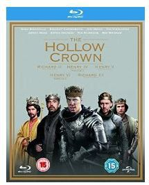 Hollow Crown: Series 1 and 2 (Blu-Ray)