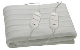 Salton - Electric Blanket SQEB01 - (Size: Queen)