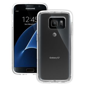 Trident Krios Dual Case for Samsung Galaxy S7 - Clear