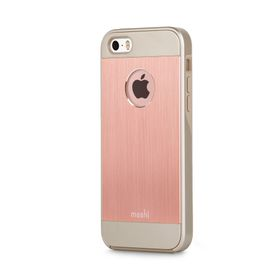 Moshi iGlaze Armour Golden Rose Case for iPhone SE