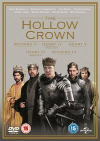 Hollow Crown: Series 1 and 2 (DVD)