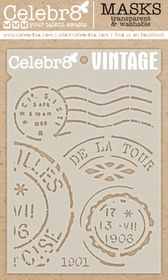 Celebr8 Picture Perfect Mask - Vintage