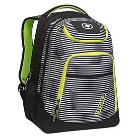 Ogio Tribune Backpack in Blinders and Green