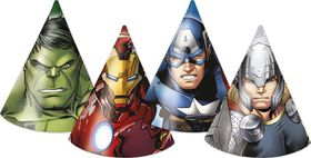 Avengers Power Multihero Hats
