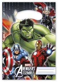 Avengers Power Multihero Party Bags