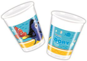 Finding Dory Plastic Cups