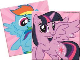 My Little Pony Rainbow Pony 2Ply Paper Napkins