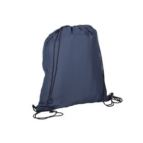 Eco Lightweight Drawstring Bag - Navy