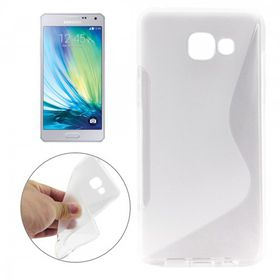 Tuff-Luv Gel Case (TPU) for the Samsung Galaxy A5 (A510) - 2016 Edition - Clear