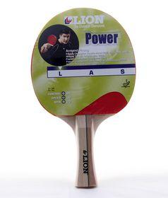 Lion Power Table Tennis Bat