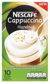 Nescafe Hazelnut Cappuccino