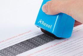 Rexel ID Guard Roller Blissful Blue