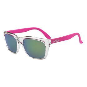 Bolle 527 Shiny Crystal/Pink Temples Brown Emerald