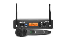 Altopro Wireless Handheld Mic - Radius 100