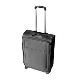 Gino De Vinci Lumiere 71cm Vertical Trolley Case -Black